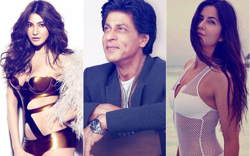 IT'S OFFICIAL: Anushka Sharma Joins Shah Rukh Khan & Katrina Kaif  In Aanand L Rai's Next
