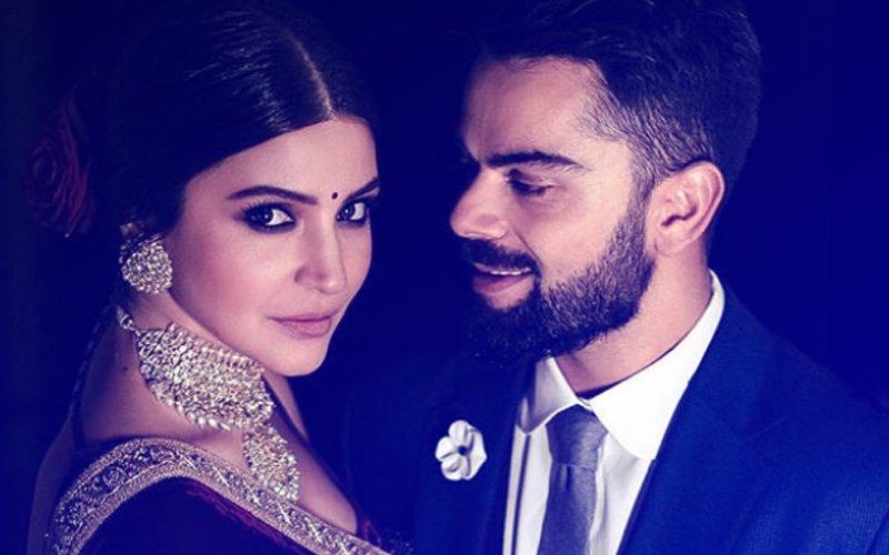 This is Where Anushka Sharma & Virat Kohli Are Headed For Their Honeymoon...