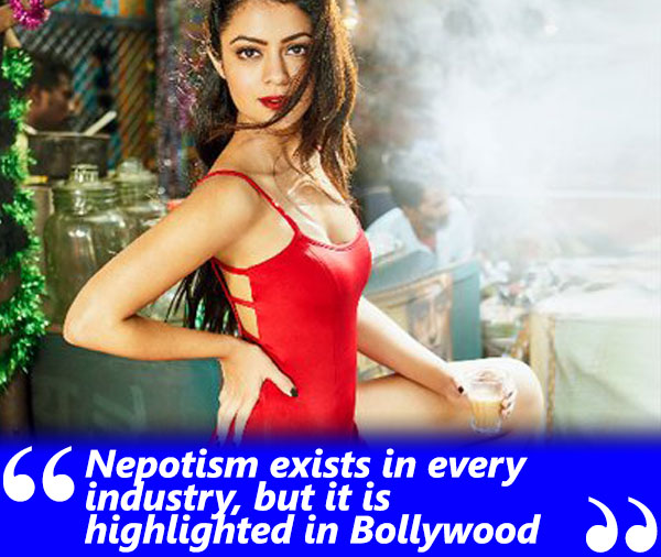 anya singh exclusive interview nepotism exist everywhere