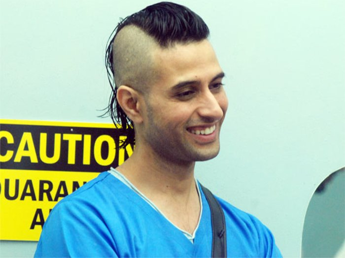 apurva agnihotri goes bald in bigg boss season 7