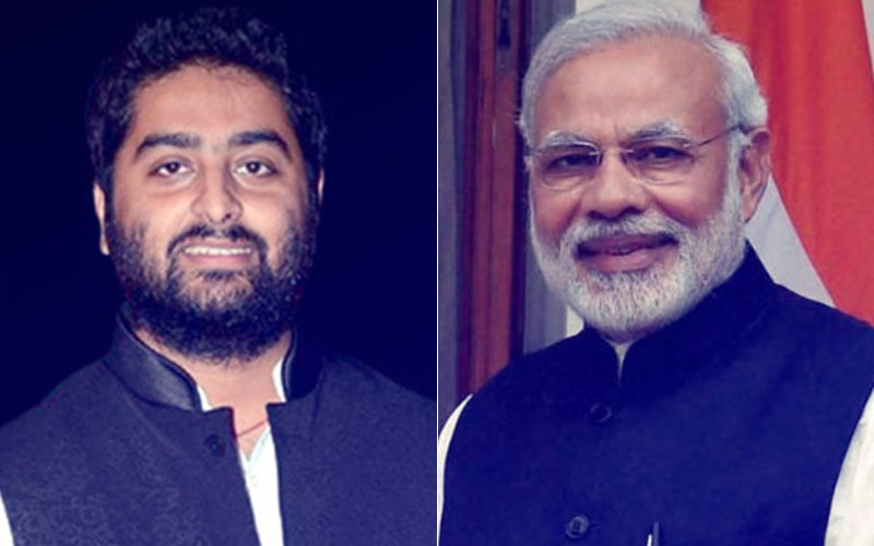 Why Is Arijit Singh's Making A 'Helpless Plea' To Narendra Modi?
