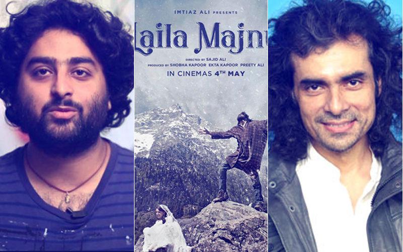 Laila Majnu, Ahista Song: Arijit Singh Has A Special Message For Imtiaz Ali