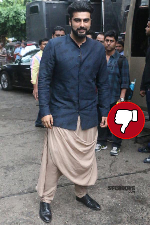 arjun kapoor snapped at nach baliye 8 finale