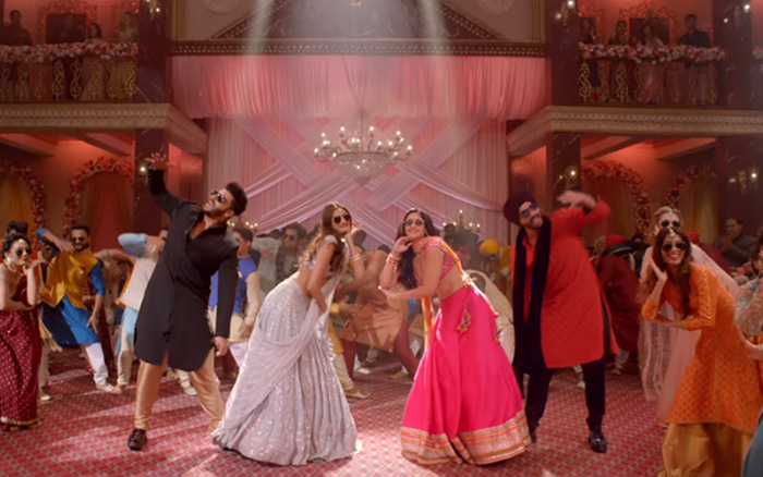 arjun kapoor ileana dctuz and athiya shetty in the goggle song