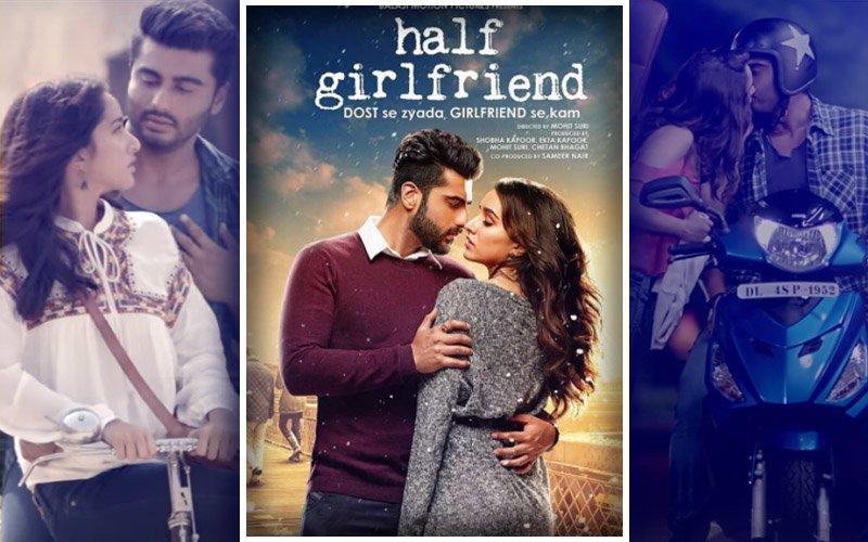 Movie Review: Half Girlfriend Se Dosti Karoge? Sure, If You Want A Sar Dard