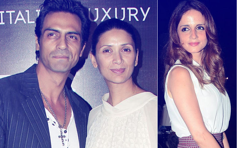 2008: Mehr Grew Extremely Insecure Of Arjun Rampal's Closeness To Sussanne Khan
