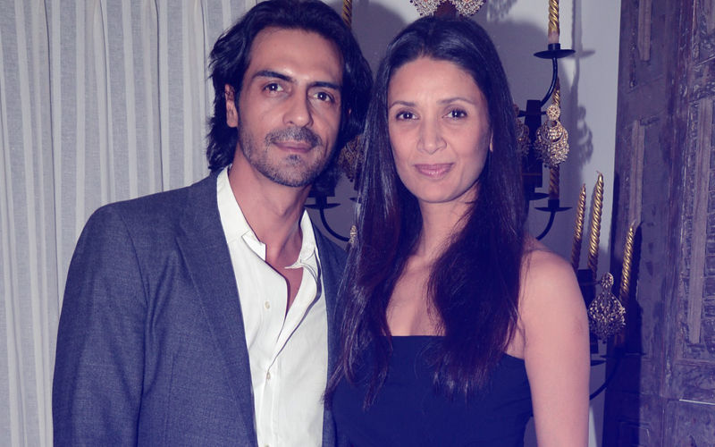 Arjun & Mehr Rampal Issue Joint Statement To Announce Separation After 20 Years