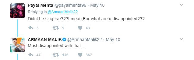 armaan mallik trolled by justin bieber fans post Justin Bieber Purpose World Tour Concert
