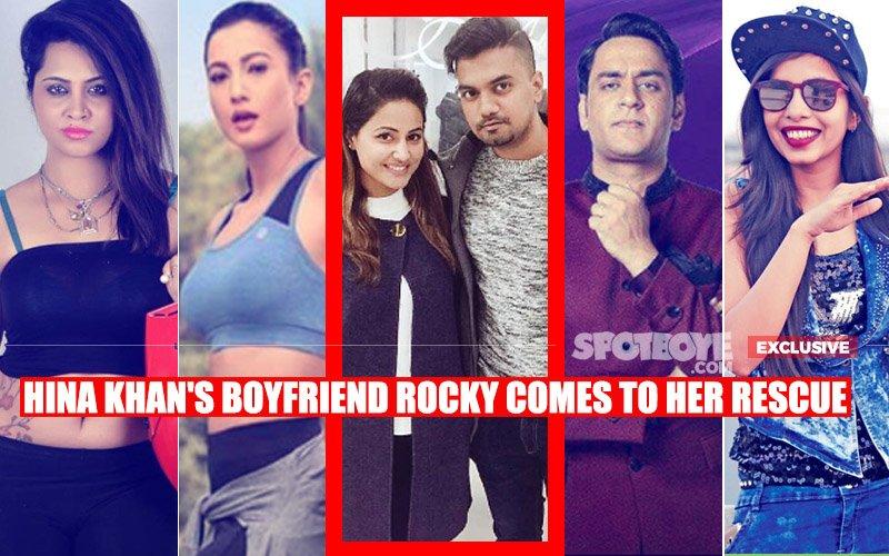 Hina Khan's Boyfriend Rocky EXPLODES: Calls Gauahar Khan 'UNINVITED', Arshi Khan 'FILTHY', Dhinchak Pooja 'CRINGE POP'!