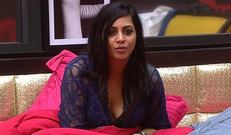 arshi khan in bigg boss 11