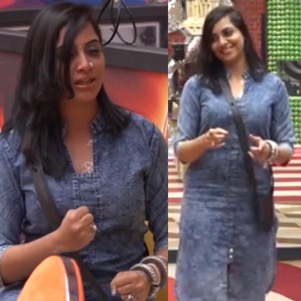 arshi khan in bigg boss house