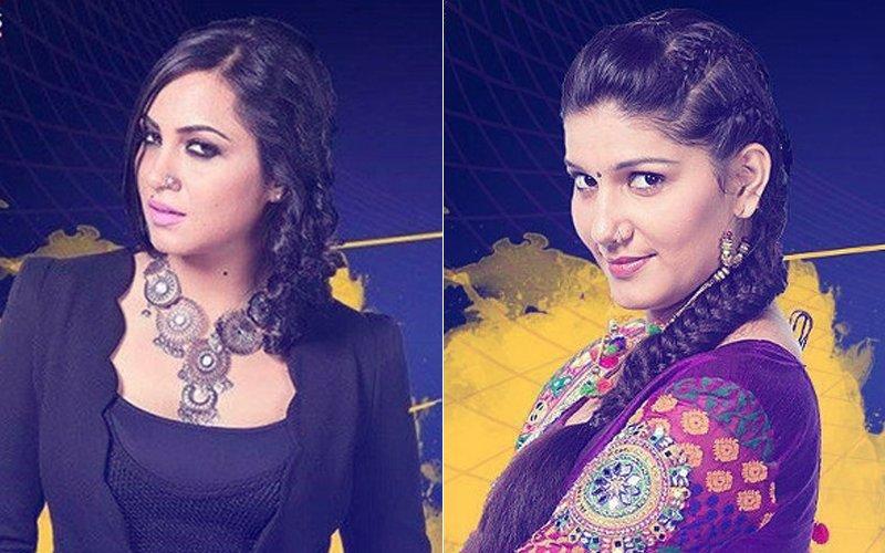 Bigg Boss 11, Day 13: Cat Fight between Sapna Choudhary & Arshi Khan Inside The Kaalkothari
