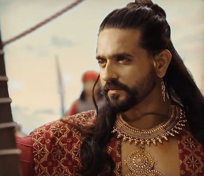 ashish sharma in prithvi vallabh