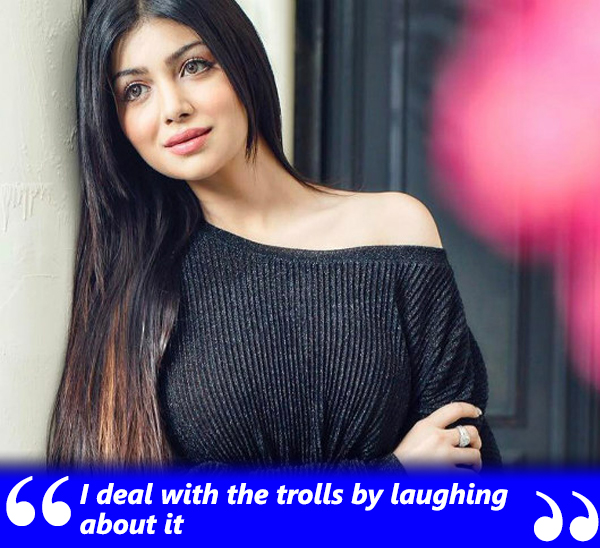 ayesha takia talks about how she deals with trolls