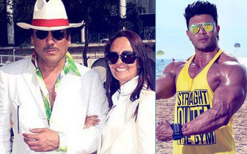 CDR मामले में ठाणे पुलिस ने भेजा जैकी श्रॉफ की पत्नी आयशा को सम्मन, वजह- साहिल खान