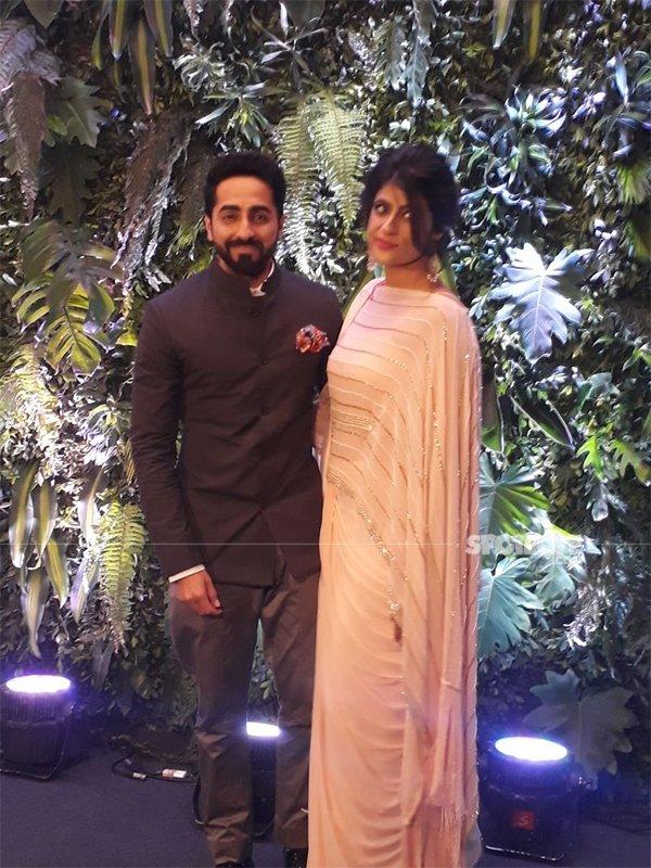 ayushman khurana and his wife