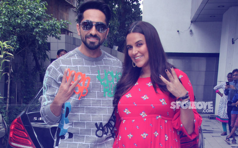No Pregnancy Pause For Neha Dhupia: Soon-To-Be Mommy Starts Shoot For #NoFilterNeha Season 3