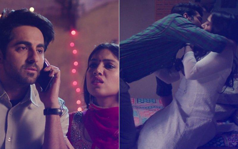 Shubh Mangal Saavdhan Trailer: Ayushmann Khurrana & Bhumi Pednekar's Twisted Love Story Based On Erectile Dysfunction