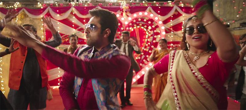 vickey donor actor ayushmann khurrana and bhumi pednekar shubh mangal saavdhan