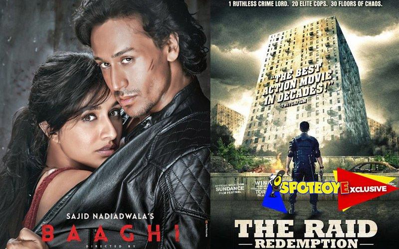 Baaghi vs The Raid: Redemption – Tiger Shroff admits, director refutes similarities