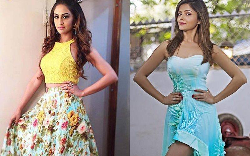Krystle D'Souza refuses to play Rubina Dilaik's younger sis...