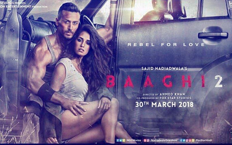 नहीं रुक रही 'बागी 2' की आंधी, टाइगर श्रॉफ और दिशा पटानी की फिल्म ने 2 हफ्ते में कमाएं 155.7 करोड़