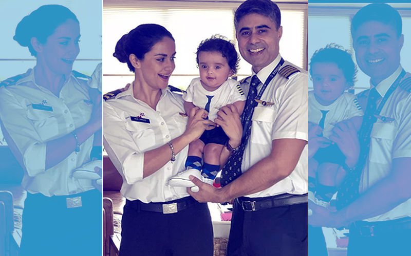 Secret Out: Gul Panag Introduces Her Baby Boy After 6 Months!