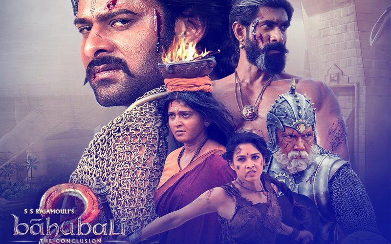 Baahubali 2 First Day Box-Office Collection Is A Record-Shattering 121 Crore