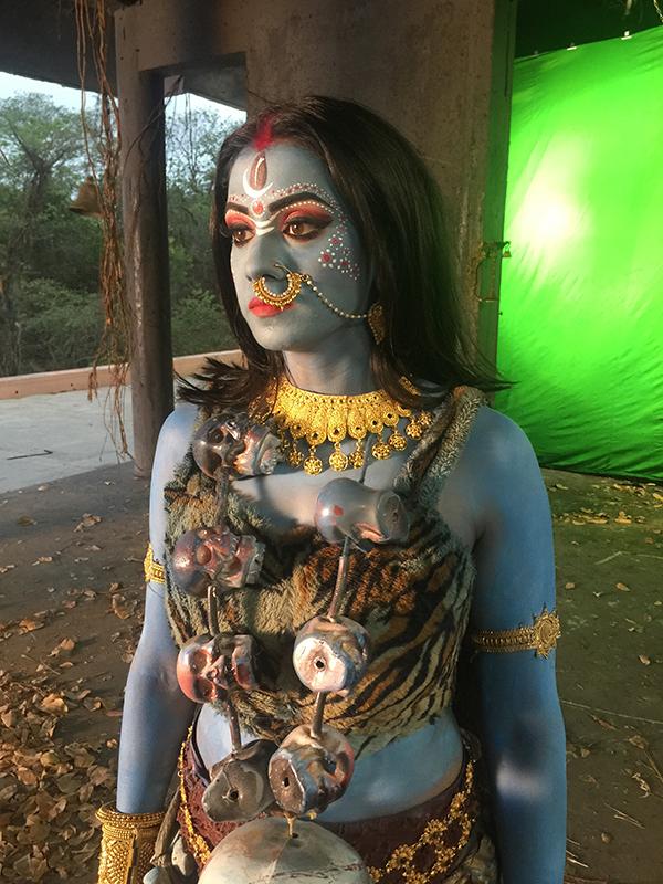 barkha bisht goddess kalimata