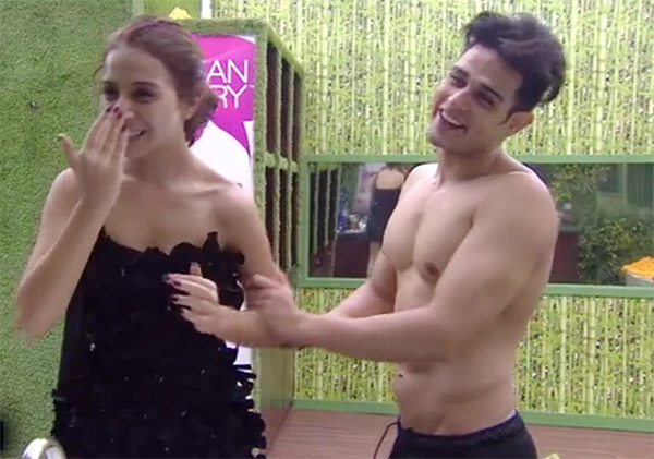 benafsha and priyank