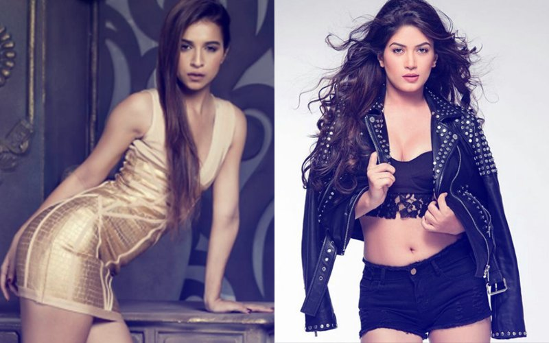 Bigg Boss 11: Benafsha Soonawalla VS Bandgi Kalra - Who Is HOTTER?