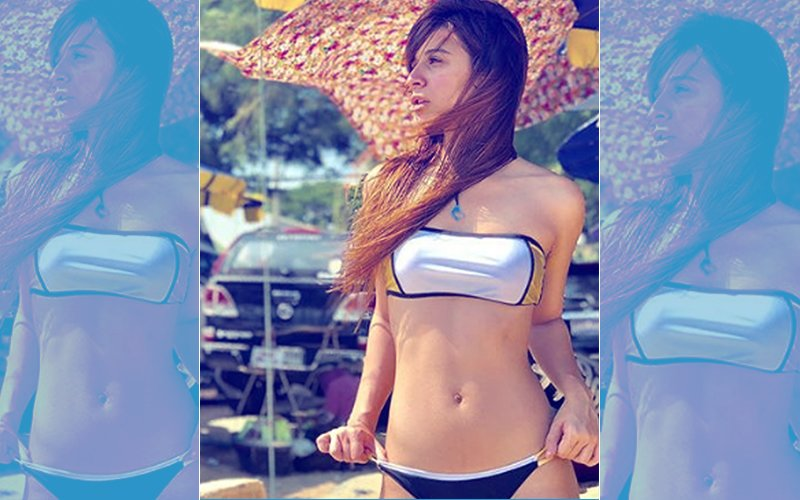 Bigg Boss 11's Benafsha Soonawalla Flaunts Her CURVES In A BIKINI As She Vacationed In Thailand