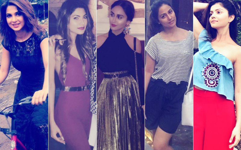 BEST DRESSED & WORST DRESSED Of The Week: Jennifer Winget, Lopamudra Raut, Krystle D'souza, Hina Khan Or Rubina Dilaik?