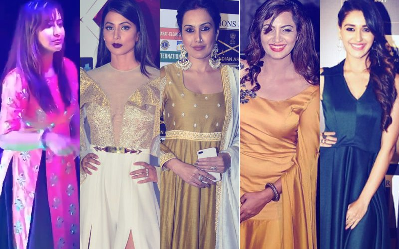 BEST DRESSED & WORST DRESSED Of The Week: Shilpa Shinde, Hina Khan, Kamya Punjabi, Arshi Khan Or Nikita Dutta?