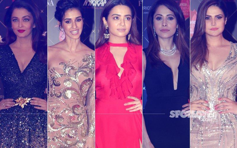 BEST DRESSED & WORST DRESSED At Femina Beauty Awards: Aishwarya Rai Bachchan, Disha Patani, Surveen Chawla, Nushrat Bharucha Or Zareen Khan?