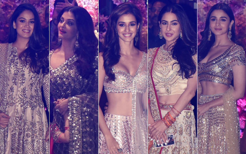 BEST DRESSED & WORST DRESSED At Akash Ambani-Shloka Mehta's Engagement: Mira Rajput, Aishwarya Rai, Disha Patani, Sara Ali Khan Or Alia Bhatt?