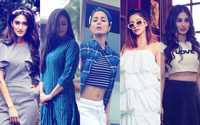 BEST DRESSED & WORST DRESSED Of The Week: Erica Fernandes, Shweta Tiwari, Hina Khan, Kishwer Merchant Or Mouni Roy?
