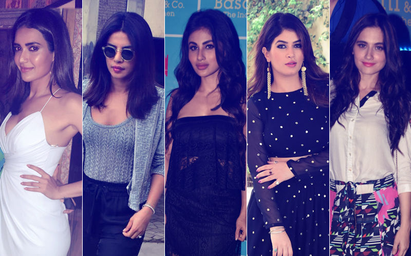 BEST DRESSED & WORST DRESSED Of The Week: Karishma Tanna, Priyanka Chopra, Mouni Roy, Bandgi Kalra Or Sanjeeda Shaikh?