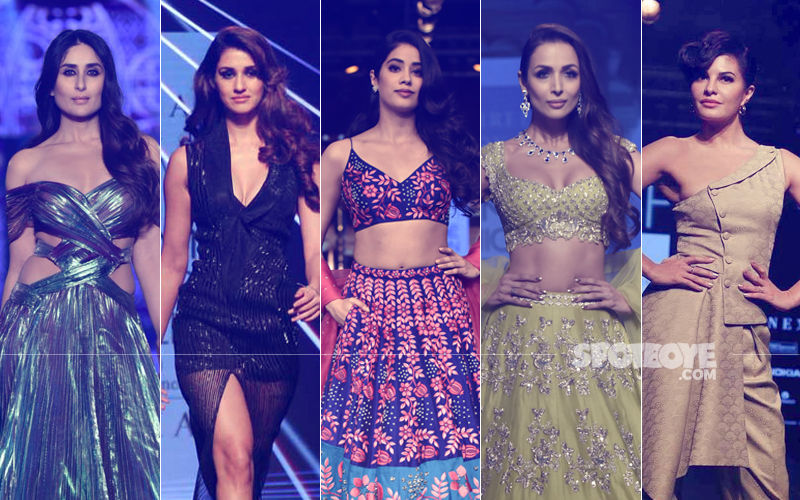 BEST DRESSED & WORST DRESSED At Lakme Fashion Week, 2018: Kareena Kapoor Khan, Disha Patani, Janhvi Kapoor, Malaika Arora Or Jacqueline Fernandez?