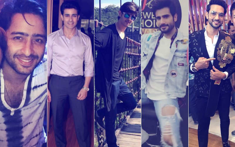 BEST DRESSED & WORST DRESSED Of The Week: Shaheer Sheikh, Gautam Rode, Rohan Mehra, Karan Tacker Or Shakti Arora?