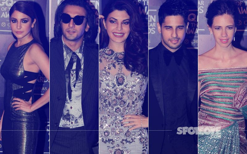 BEST DRESSED & WORST DRESSED AT GQ Men Of The Year Awards: Anushka Sharma, Ranveer Singh, Jacqueline Fernandez, Sidharth Malhotra Or Kalki Koechlin?