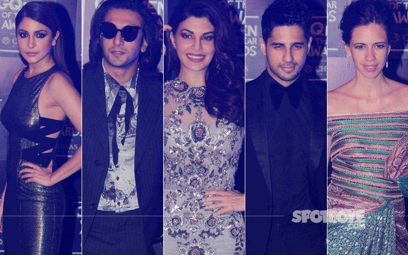 BEST DRESSED & WORST DRESSED AT GQ Men Of The Year Awards: Anushka Sharma, Ranveer Singh, Jacqueline Fernandez, Sidharth Malhotra Or Kalki Koechlin?
