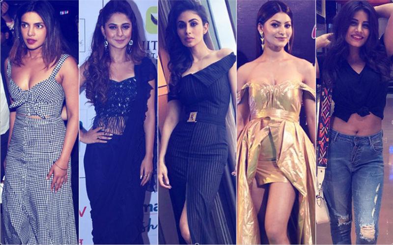BEST DRESSED & WORST DRESSED Of The Week: Priyanka Chopra, Jennifer Winget, Mouni Roy, Urvashi Rautela Or Bhumika Gurung?