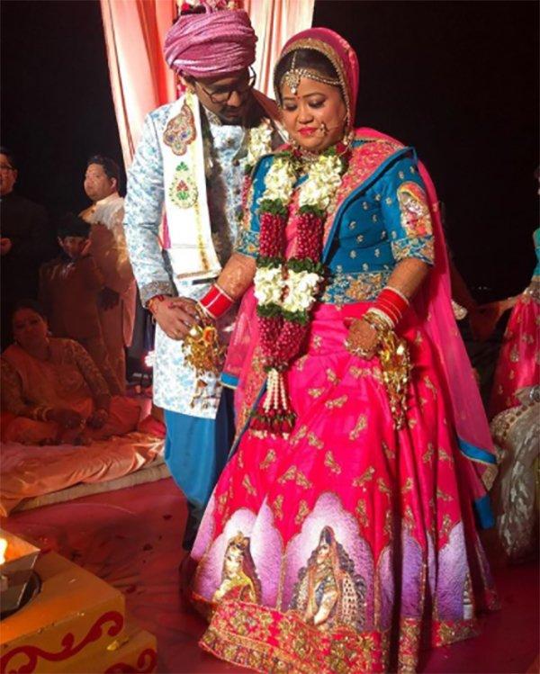 bharti singh and haarsh limbachiya