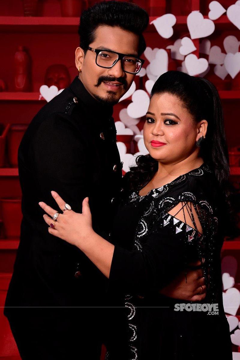 bharti singh and harsh limbachiyaa nach baliye season 8