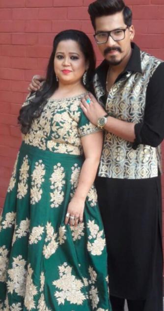 bharti singh and harsh limbachiyaa to get married