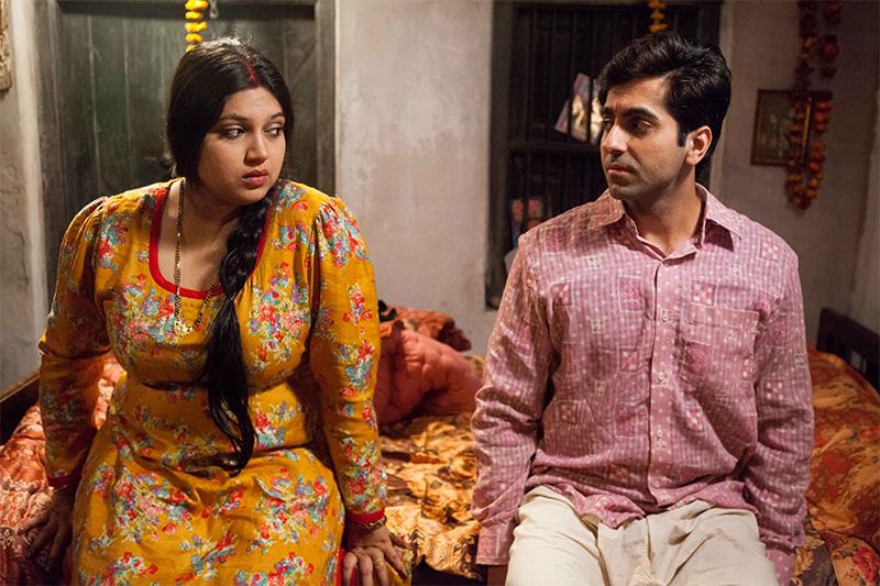 bhumi pednekar and ayusshman khurrana in dum laga ke haisha