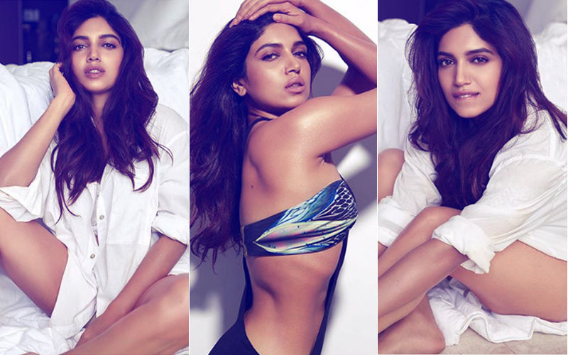 Bhumi Pednekar Sheds Her Demure Avatar, Goes Bold For Latest Photoshoot