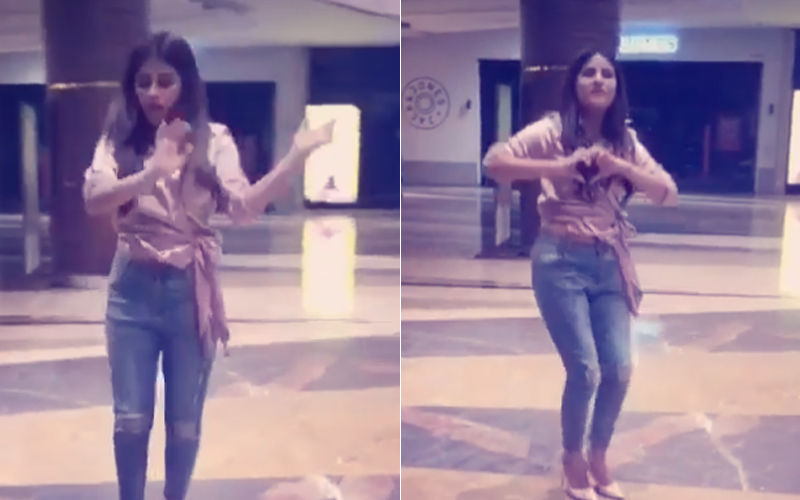 Video: Bhumika Gurung Takes #kekechallenge With A Twist; Grooves At A Mall