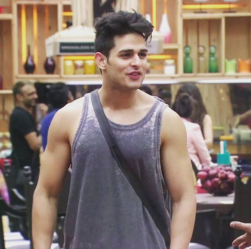 bigg boss 11 contestant priyank sharma